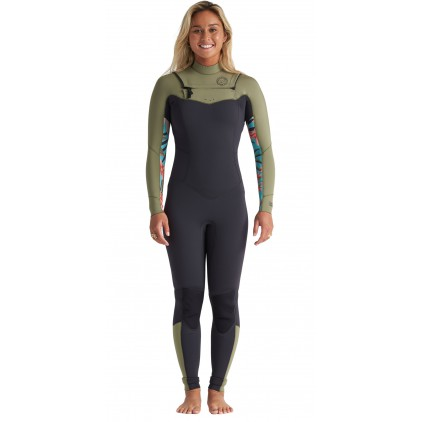 Neopreno Billabong Salty Dayz 4/3 Aloe