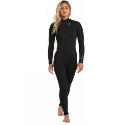 Neopreno Billabong Synergy 5/4 CZ Negro
