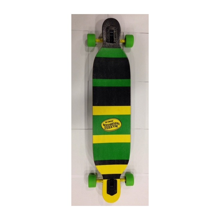 MANUAL - long skate a1 maple green