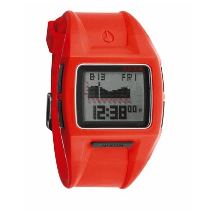 nixon reloj chico lodown II neon orange