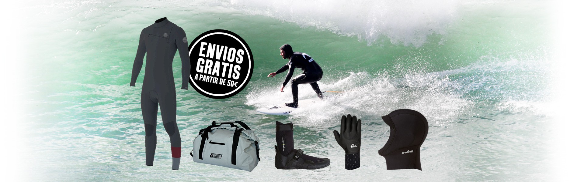 Material Surf Invierno